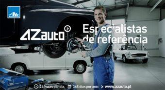 AZ Auto. Promove Centro de Travões ATE