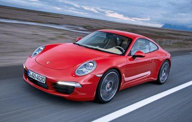 Bilstein. Novos sistemas de amortecimento para o Porsche 911 Carrera
