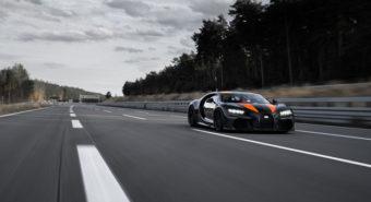 Michelin apoia recorde mundial de velocidade