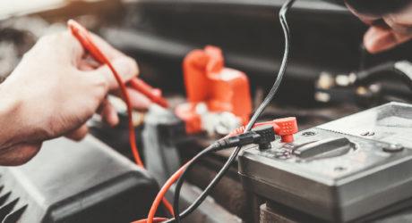 Efetuar correta manutenção das baterias