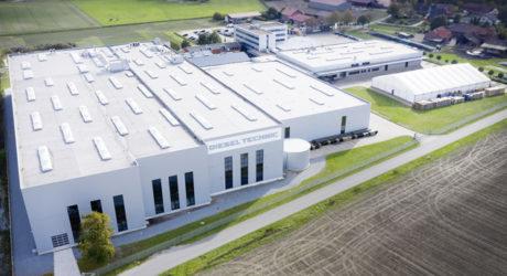 Diesel Technic investe 30 milhões de euros