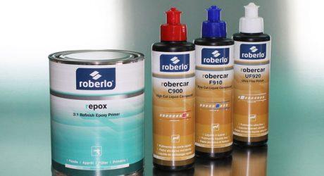 Roberlo lança novos produtos