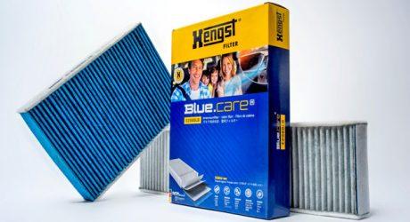Hella Hengst lança filtros de habitáculo Blue Care