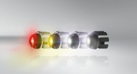 Osram apresenta luzes de sinalização LED