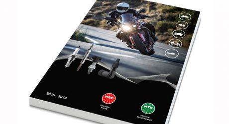 Novo catálogo NGK e NTK para veículos motorizados
