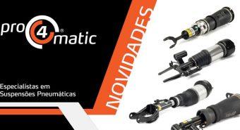 Pro4matic apresenta últimas novidades Arnott