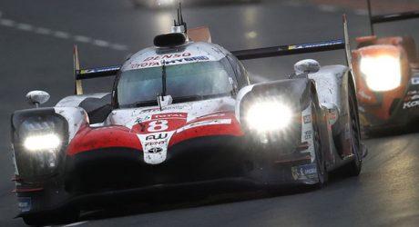Denso contribuí para vitória da Toyota