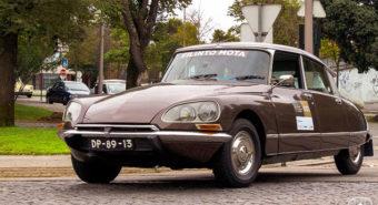 R-M apoia 18º Passeio Clássicos Citroën