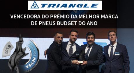 Triangle eleita marca de pneus budget do ano