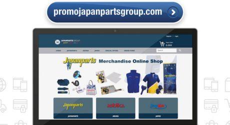 "Japanparts apresenta plataforma de ""e-commerce"""
