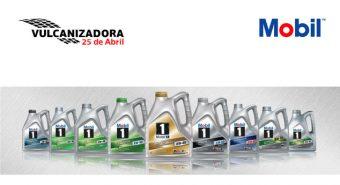 Lubrificantes Mobil com distribuição na Madeira
