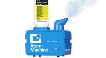 Krautli lança nebulizador ultrassónico