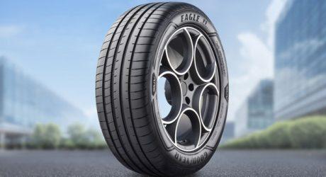 Goodyear apresenta novo Eagle F1 Asymmetric 3 SUV