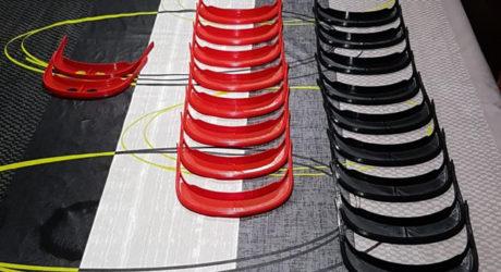 Carglass apoia no fabrico de viseiras de proteção