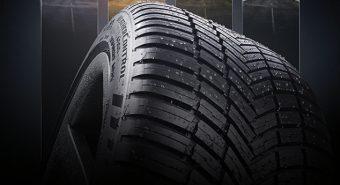 Bridgestone lança pneu para o ano inteiro
