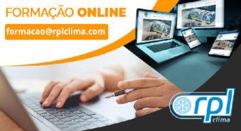 """RPL Clima inicia formações """"online"""""""