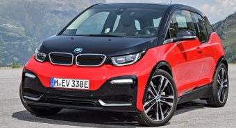 Bridgestone equipa novo BMW i3s