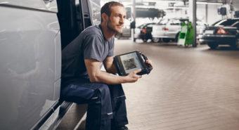 Bosch oferece equipamento de diagnóstico