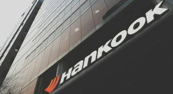 Hankook divulga lucros de 135,6 milhões de euros