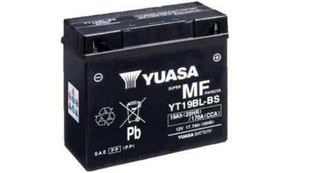 Baterias Yuasa com novas aplicações