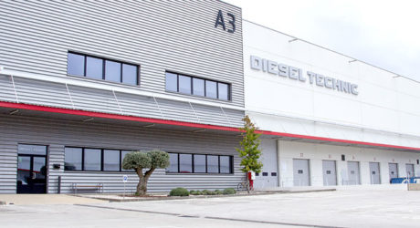 Diesel Technic garante fornecimento de peças