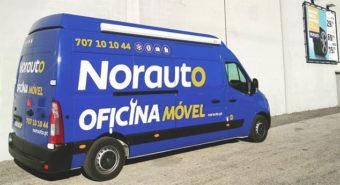 Norauto mantém rede oficinal em funcionamento