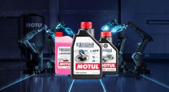 Motul apresenta gama de lubrificantes Hybrid