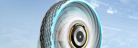 Cápsulas personalizadas renovam pneus