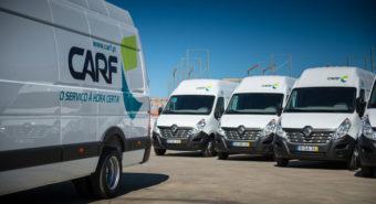 CARF garante entrega de peças nas oficinas