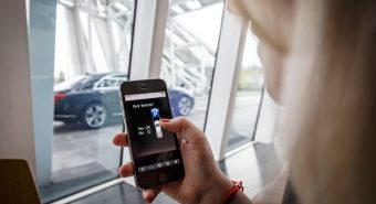 Bosch. Projeto de estacionamento autónomo com a Daimler