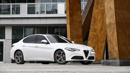 Goodyear – Equipamento de origem para o Alfa Romeo Giulia