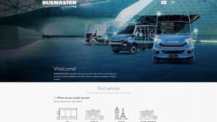 Iveco Bus – Lançado o novo portal Busmaster