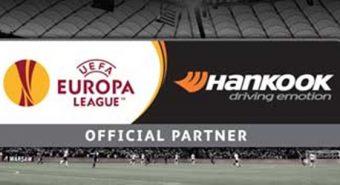 Hankook. Nova campanha na Liga Europa