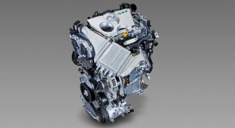 Toyota. Novo motor 1.2L Turbo apresentado