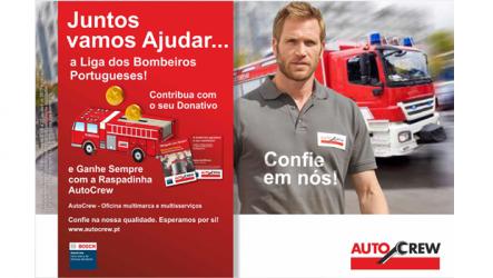 AutoCrew – Inciciativa solidária e ofertas