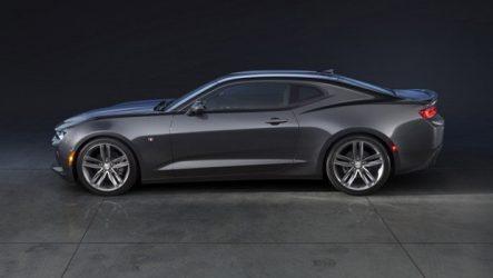 Goodyear. Eagle em exclusivo no novo Chevrolet Camaro