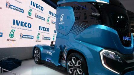 Petronas – Novo lubrificante para Iveco
