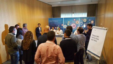 Bosch Car Service – Rede em reunião