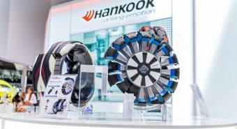 Hankook revela novidades na Automechanika
