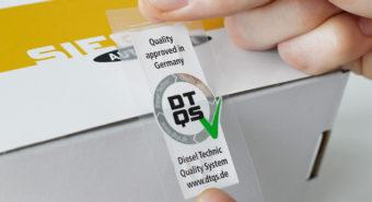 Sistema rigoroso garante qualidade dos produtos