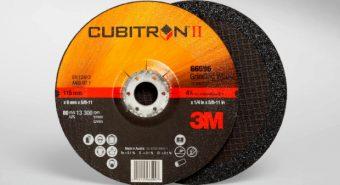 3M. Novo abrasivo Cubitron II garante maior produtividade