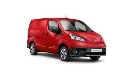 Nissan – e-NV200 é o furgão elétrico mais vendido na Europa