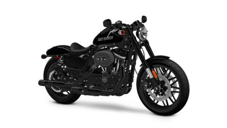 Dunlop. GT502 na Harley-Davidson XL 1200 CX Roadster
