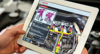 Bosch – inteligência artificial no ConnectedWorld 2017