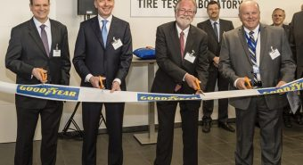 Goodyear abre laboratório de testes de pneus no Luxemburgo