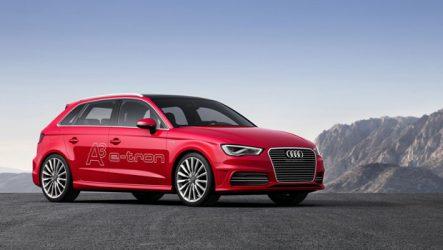 """Politécnico de Setúbal. """"Dia SIVA"""" permite testar VW e-up!, e-golf e Audi A3 e-tron"""