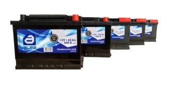 ALEA já disponibiliza baterias para veículos com sistema start-stop