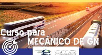 APVGN – Curso para mecânicos de motores a gás natural