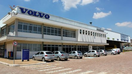 Auto Sueco. Entre as maiores empresas do Brasil