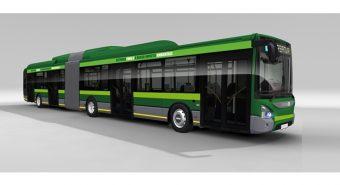 Iveco – 120 autocarros híbridos para Milão